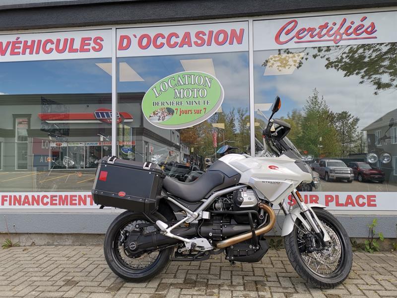 Moto Guzzi Stelvio 1200 8V 2011