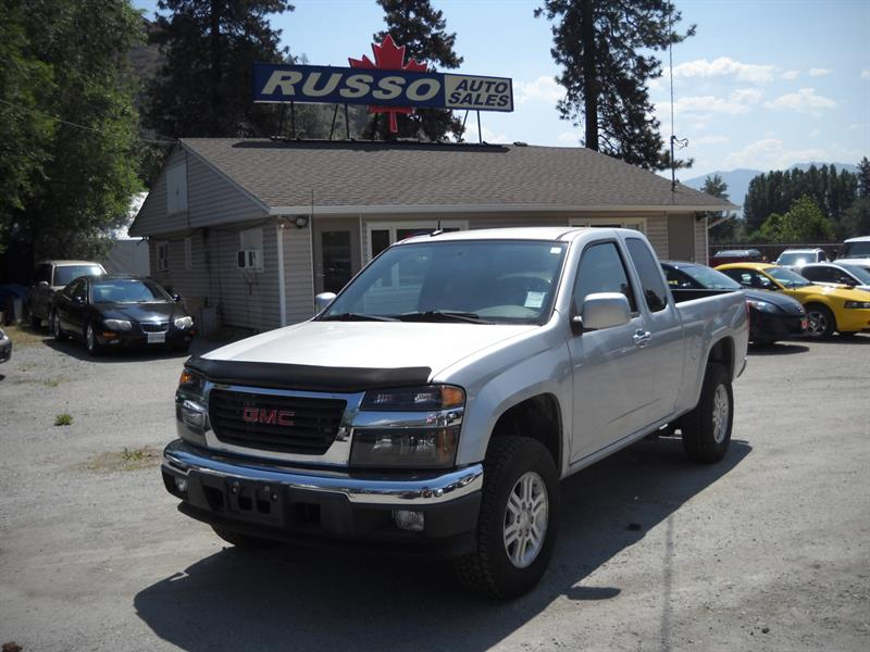 2010 GMC Canyon XCAB 4X4, ONLY 132 KMS #3368