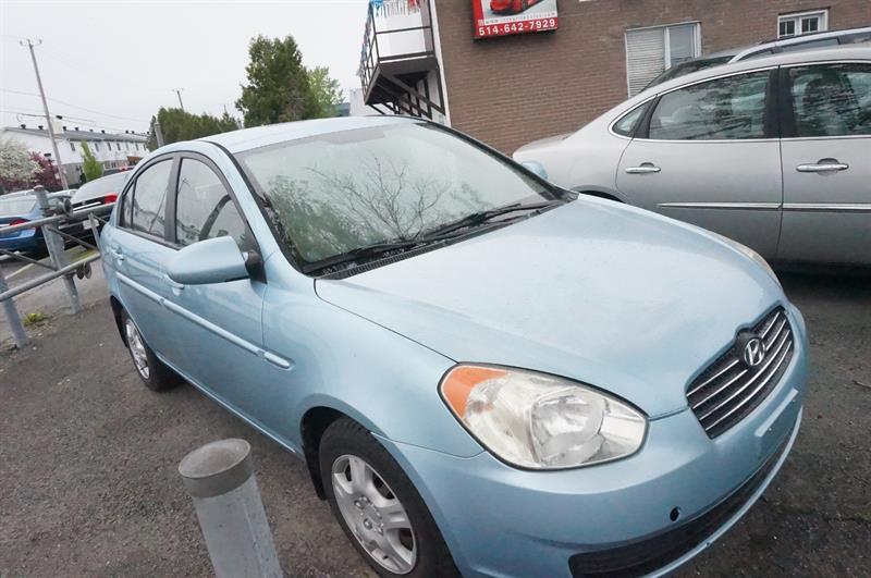 Hyundai Accent 2006 4dr Sdn