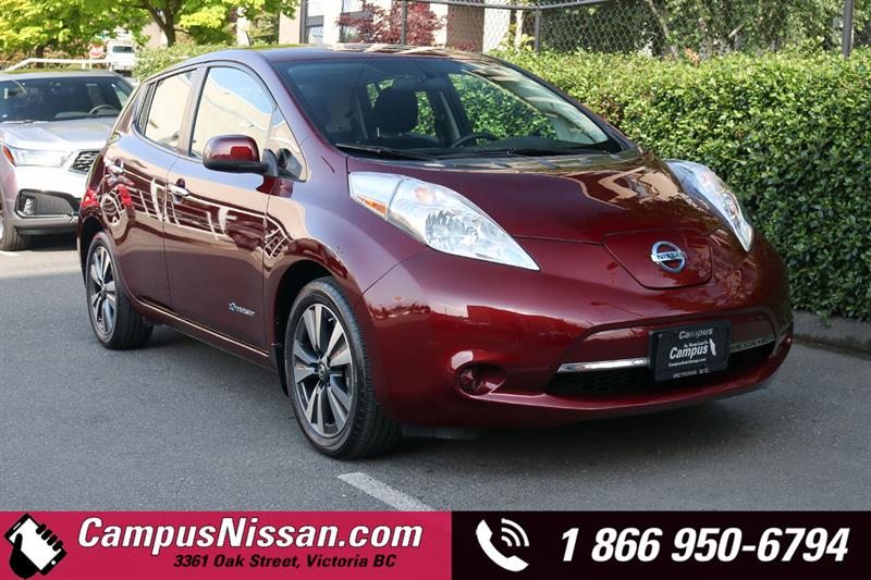 2017 Nissan Leaf | SV | Quick-Charge #JN3260