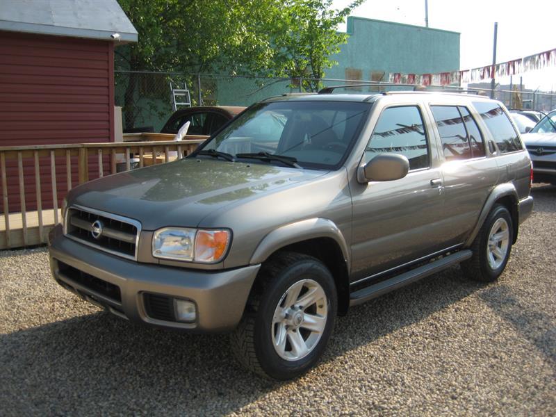 2003 Nissan Pathfinder 4dr LE 4X4 #811869