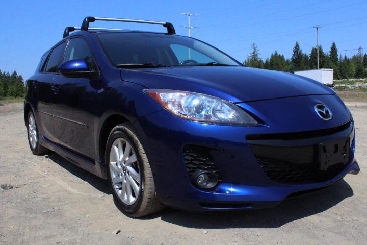 2013 Mazda Mazda3 4dr HB Sport GS-SKY #12440A