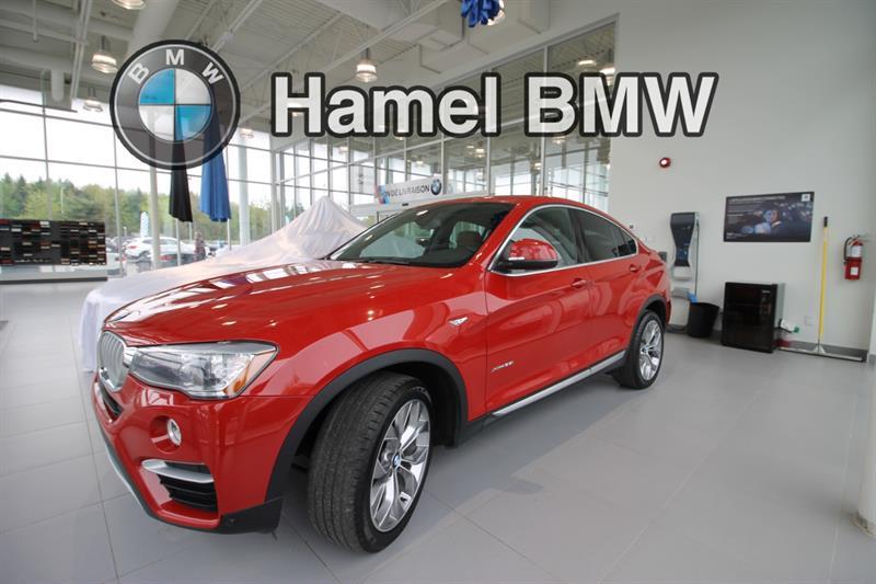 BMW X4 2016 AWD 4dr xDrive28i #u19-098