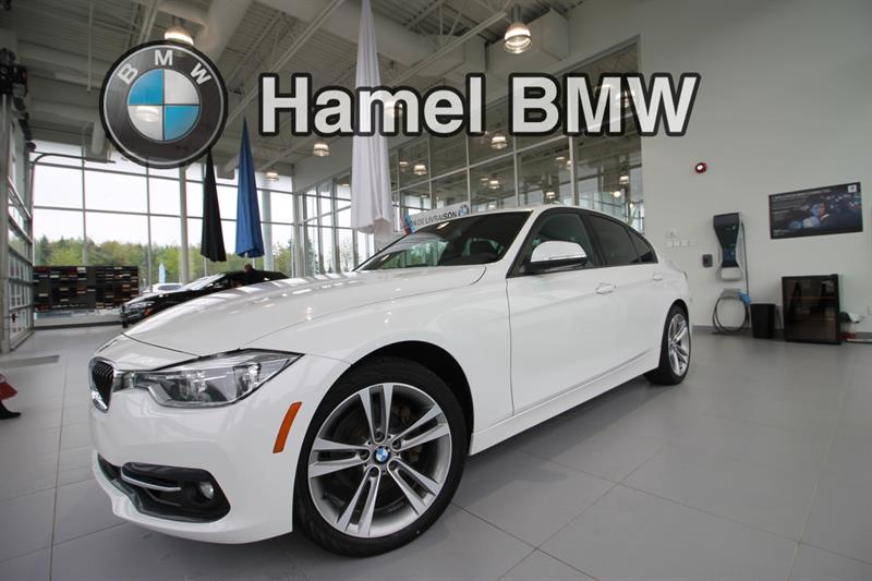 2018 BMW 3 Series 330i xDrive Sedan #U19-102