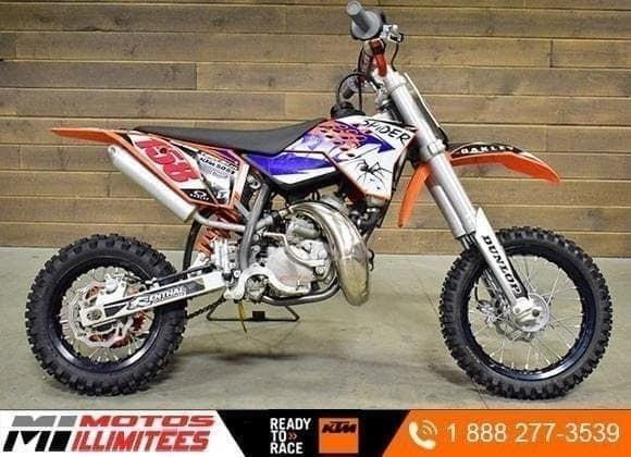 2015 KTM 50 SX Used for sale in Terrebonne at Motos