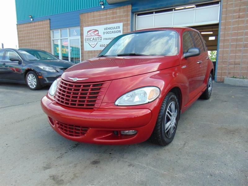 Chrysler PT Cruiser 2003 Familiale 4 portes, Turbo