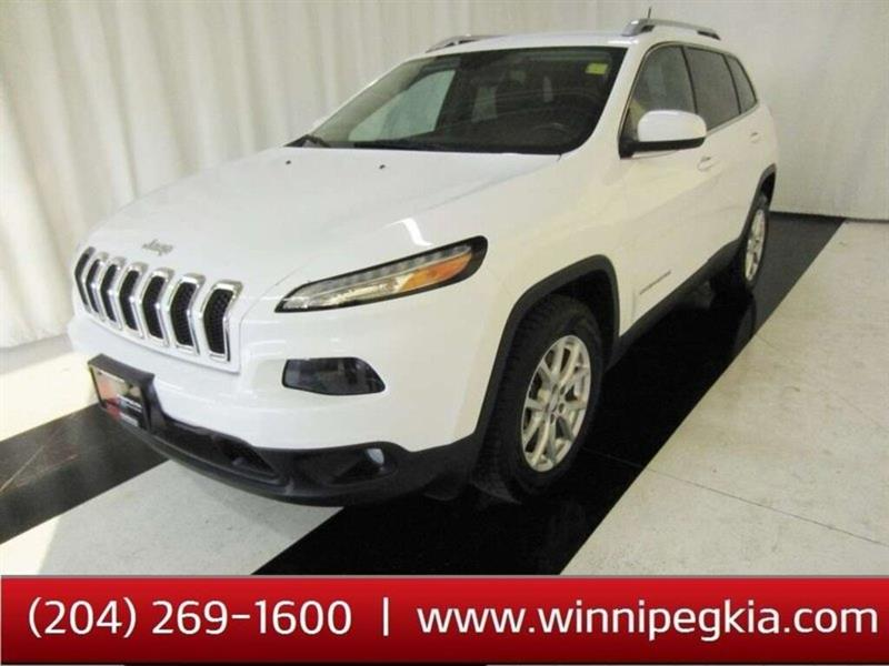 2016 Jeep Cherokee North *No Accidents!* #17R142543TADD