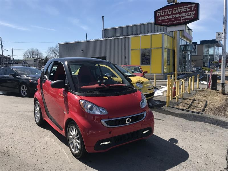 Smart fortwo 2013 PASSION #2897
