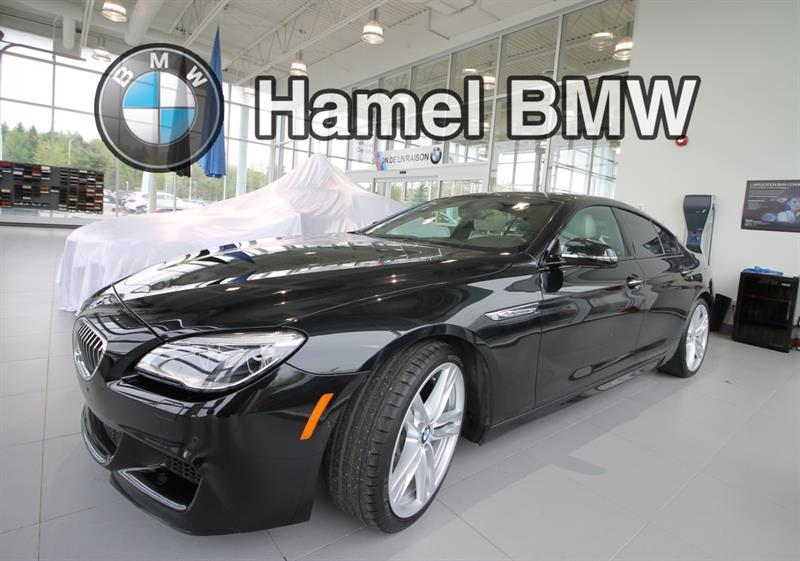 2016 BMW 6 Series 4dr Sdn 640i xDrive AWD Gran Coupe #U19-105