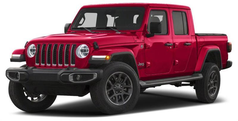 2020 Jeep Gladiator Sport S #L114208