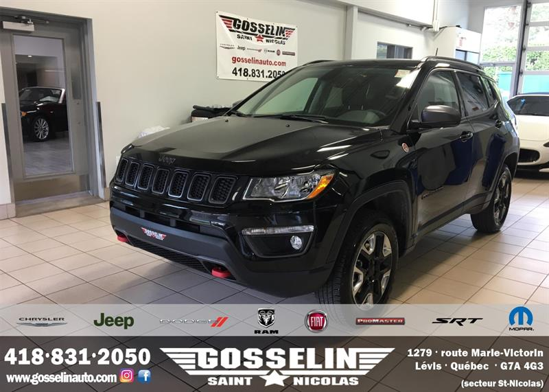 Jeep Compass 2018 Trailhawk 4x4 #9058A