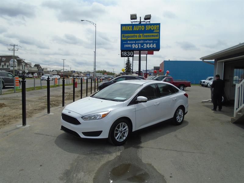 Ford Focus 2015 4dr Sdn SE