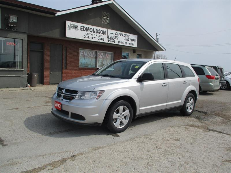 2013 Dodge Journey FWD 4dr Canada Value Pkg #5985