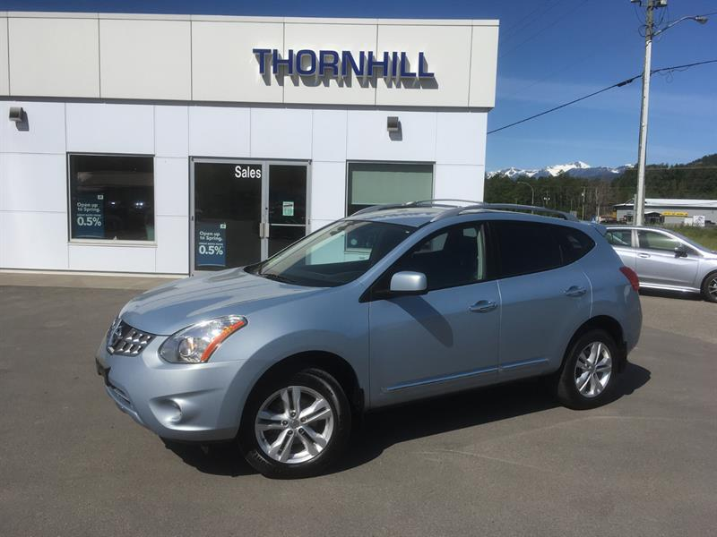 2013 Nissan Rogue AWD 4dr S  #19052-0b