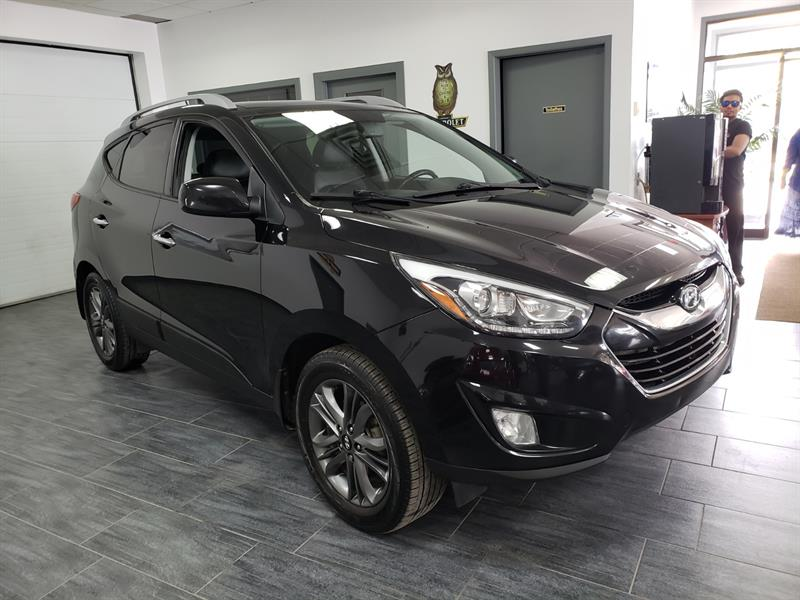 2015 Hyundai Tucson LIMITED #FU051049