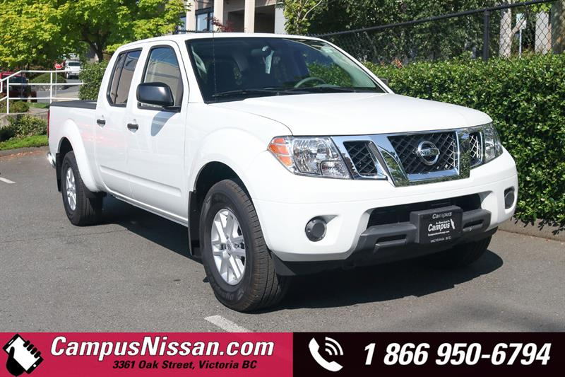 2019 Nissan Frontier SV 4WD Crew Cab #9-T052
