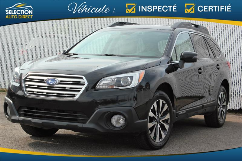 Subaru Outback 2016 3.6R w-Limited - Tech Pkg #J275422