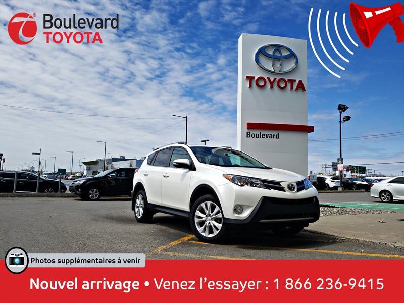 Toyota RAV4 2014 * LIMITED AWD * #85695A