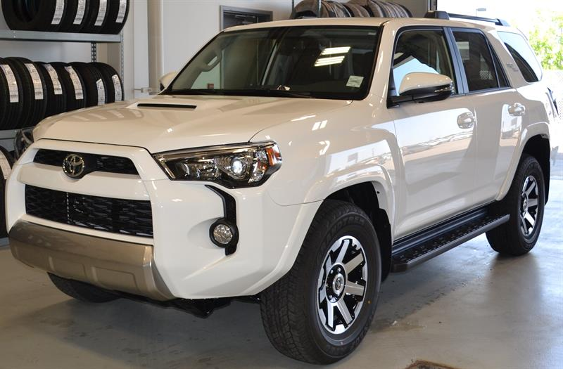 2019 Toyota 4Runner TRD Off Road #BU6069