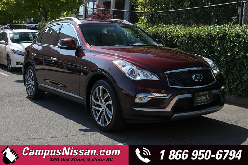 2017 Infiniti Qx50 | Journey | Premium | AWD w/ Tech Package #B0664