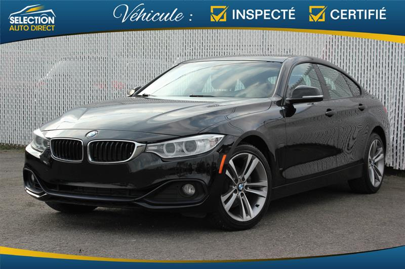 2015 BMW 4 Series 428i Gran Coupe xDrive  #S413335