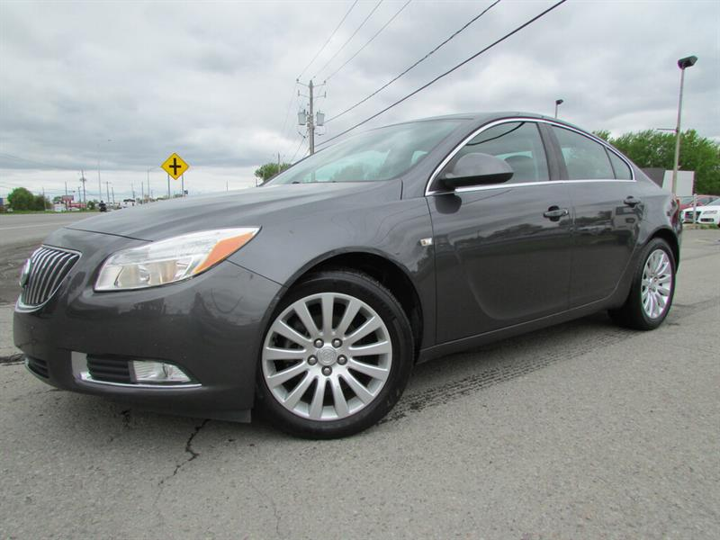 Buick Regal 2011 2011 Buick Regal - 4dr Sdn CXL w-1SA -Ltd Avail- #4305