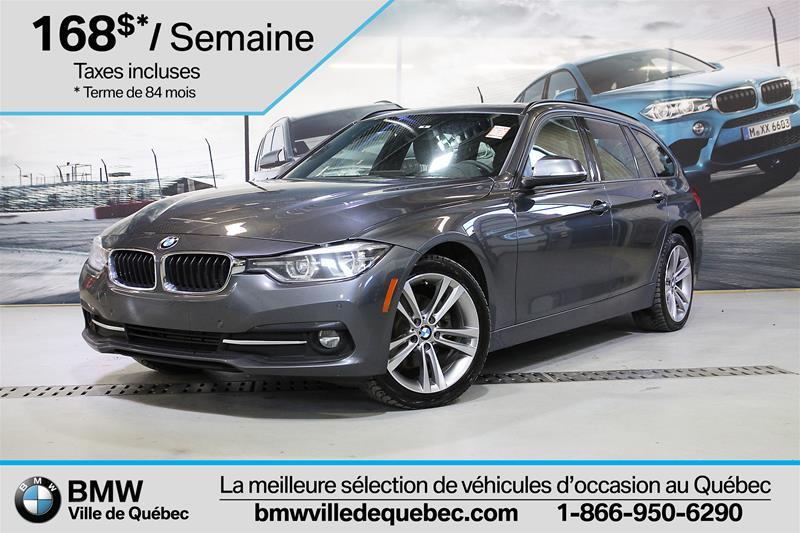 BMW 328d 2018 xDrive Touring #U5349