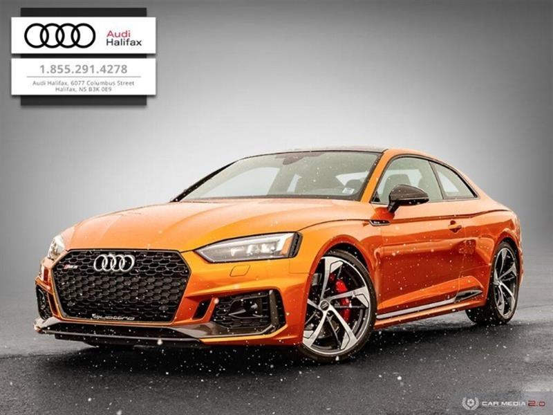 2018 Audi Rs 5 RS5 coupe quattro AWD Turbo Quattro #A18355
