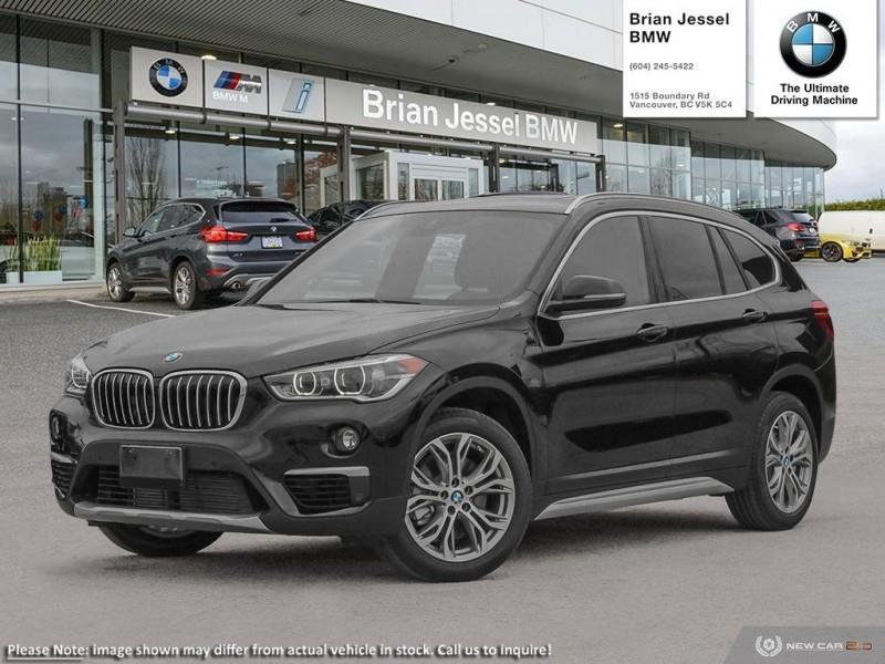 2019 BMW X1 xDrive28i #3619RX10435850