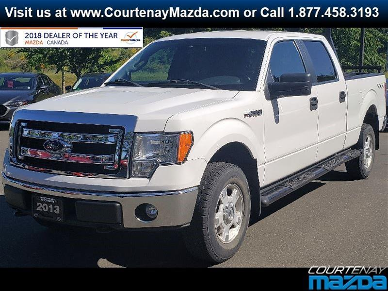 2013 Ford F150 XLT Supercrew 4WD #P4874A