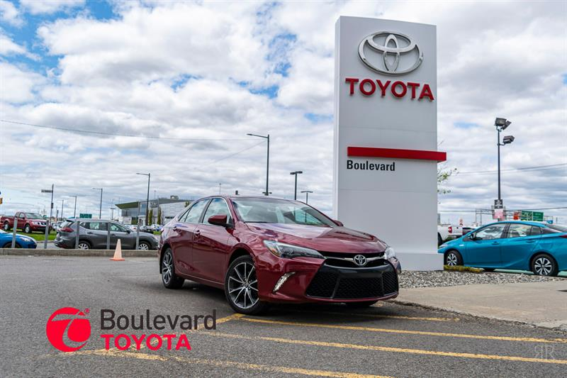 Toyota Camry 2015 * XSE V6 / TOIT + MAGS + NAVIGATION * #85870A