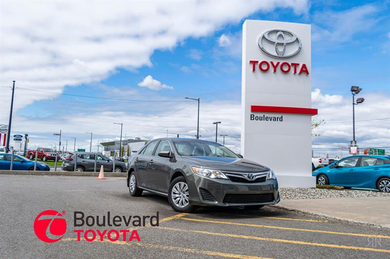 Toyota Camry 2014 * LE * #530979