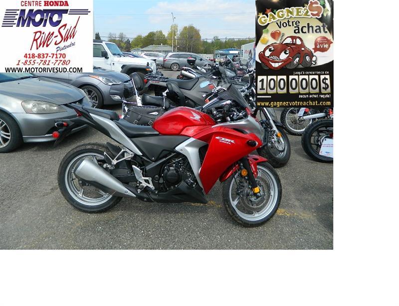 Honda CBR 250 R 2012
