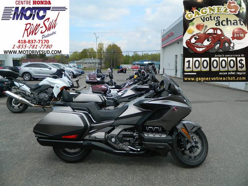Honda GL 1800  F6B 2018 MOTO #M3066