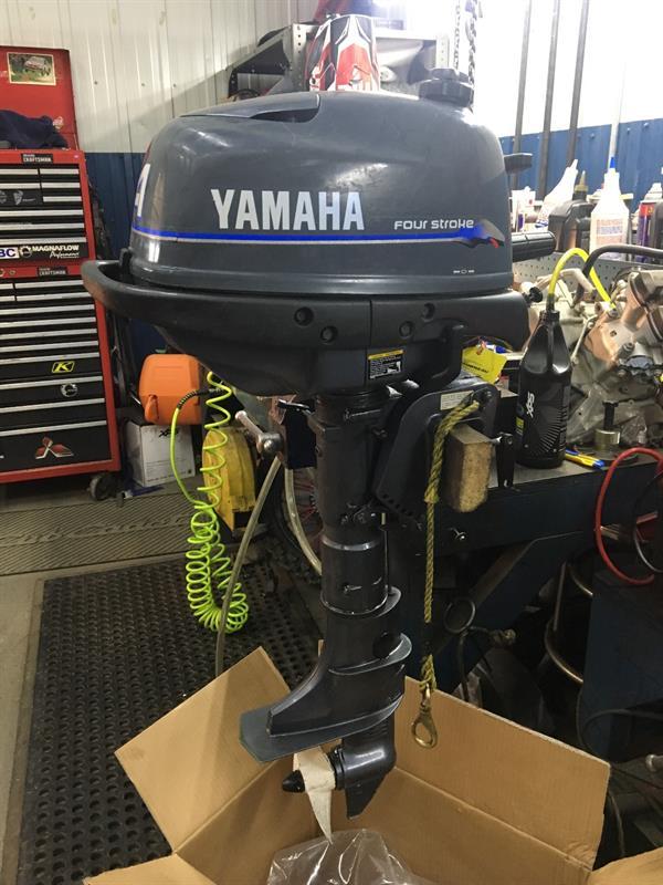 Yamaha 4 1998