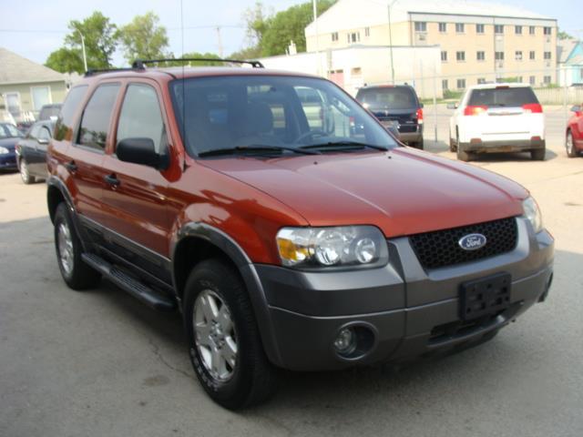 2006 Ford Escape  A.W.D. X L T  #11713