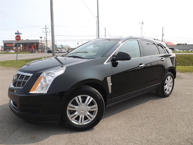 2011 Cadillac SRX FWD 4dr 3.0 Luxury #969389