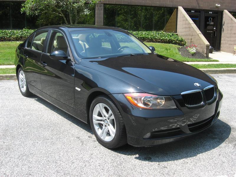 BMW 3 Series 2008 ***1-2-3-4 CHANCES CREDIT* #lane332123