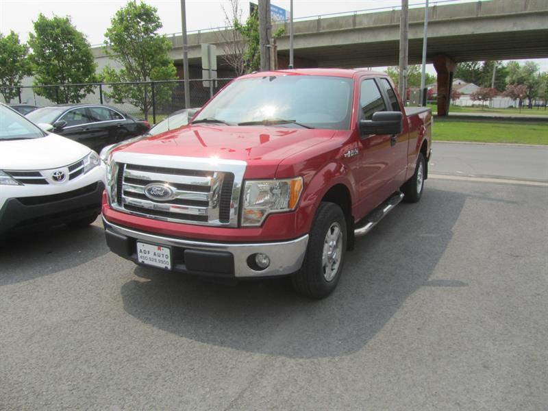 Ford F-150 2010  SuperCab 145 #4462