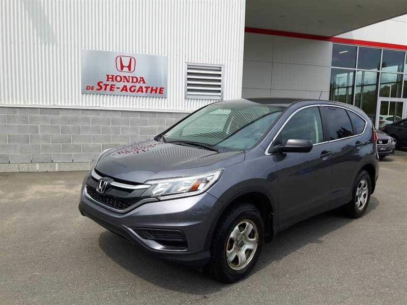 Honda CR-V 2016 AWD LX *Bluetooth, Camera recul, Sièges chauff...* #k160xb