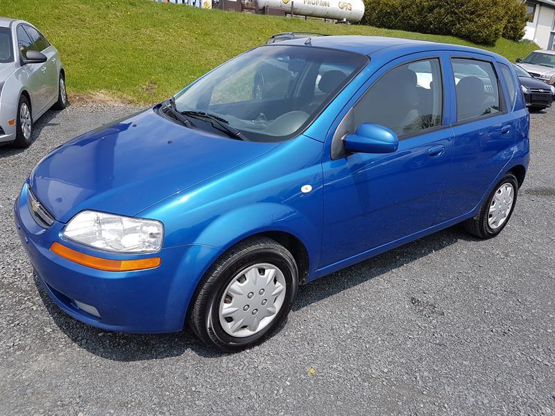 Chevrolet Aveo 2006 5dr Wgn LS