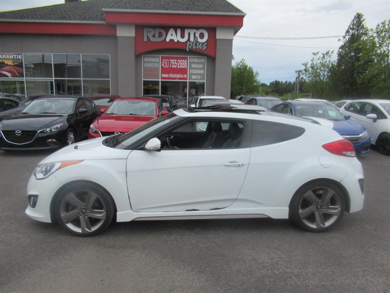 Hyundai Veloster 2013 3dr Cpe Turbo #10468