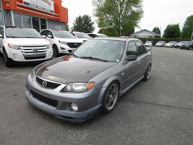 Mazda Protege 2003 4dr Sdn MAZDASPEED #2479B
