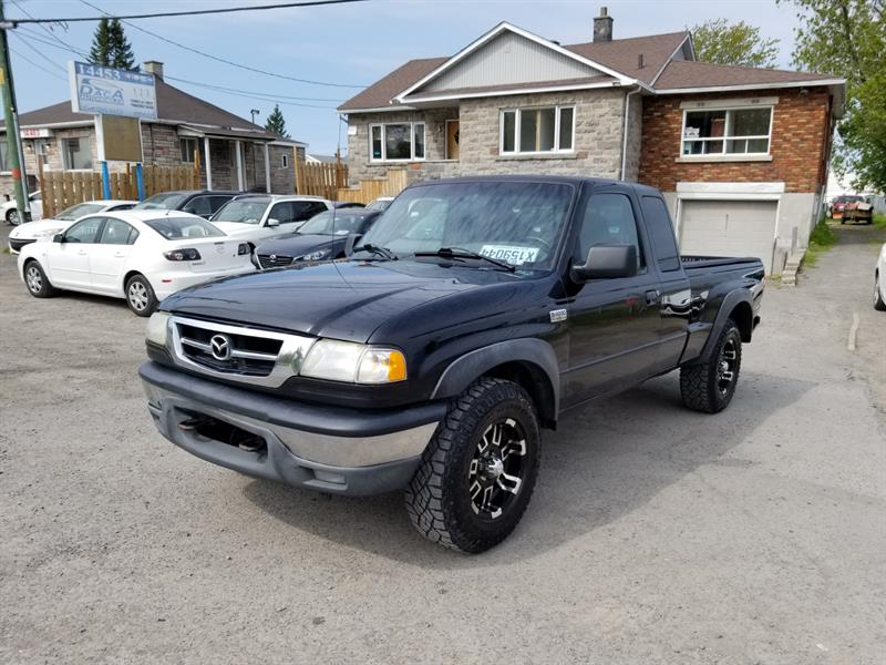 Mazda B4000 2009 4X4 * EXTENDED CAB #554