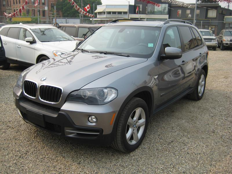 2008 BMW X5 AWD 4dr 3.0si #008974