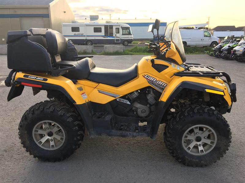 Can-am Outlander MAX 650 XT 2008