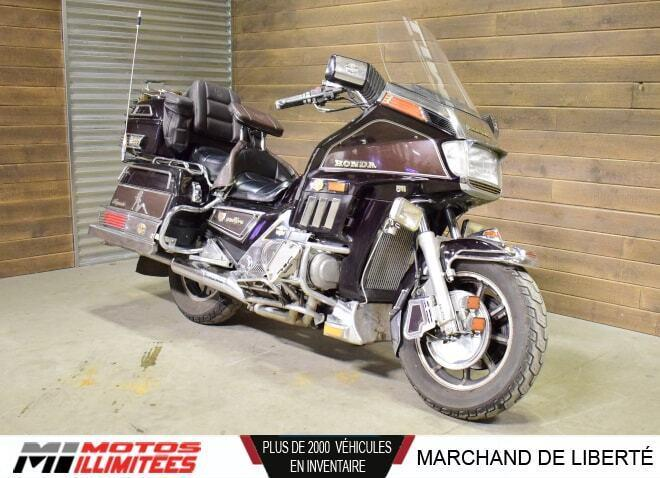 Honda GL1200 Goldwing 1984