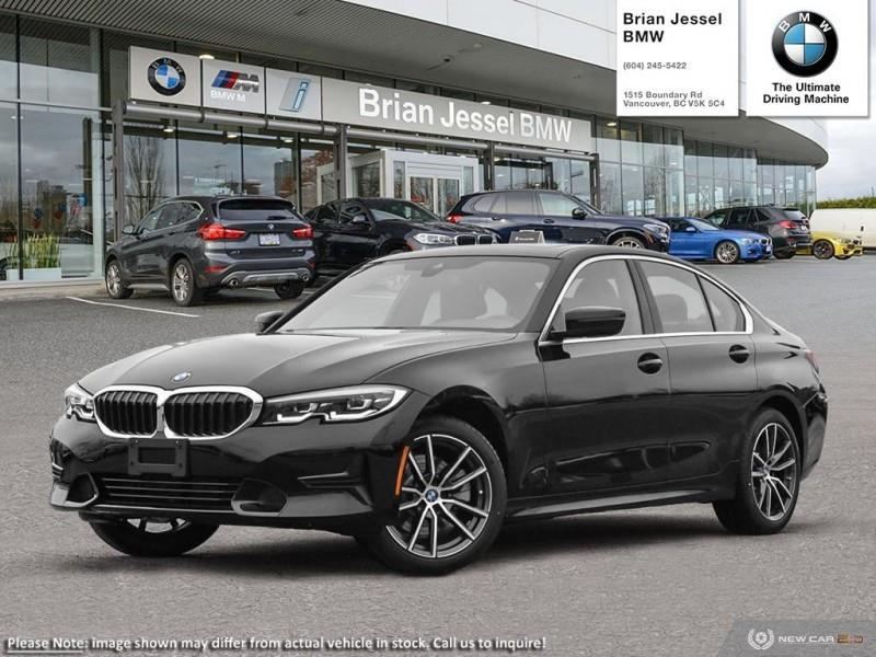 2019 BMW 3 Series 330i xDrive Sedan #3619RX104240633