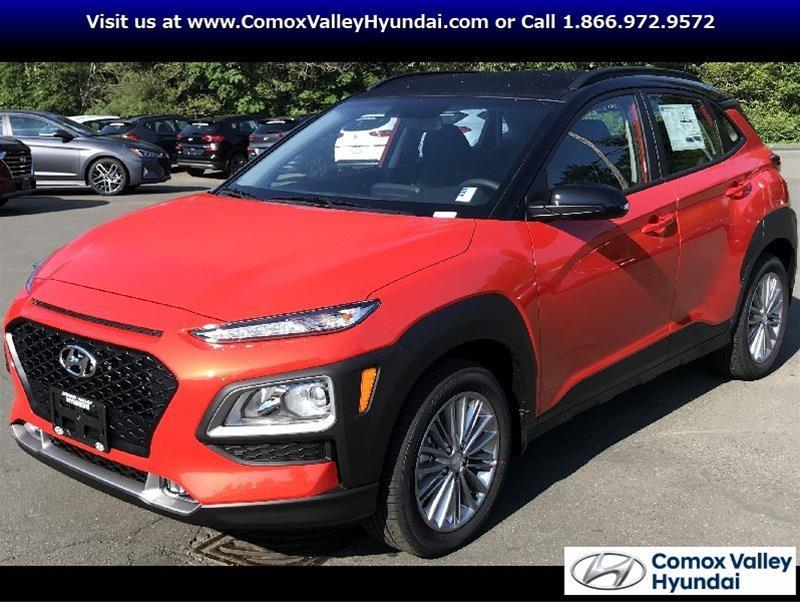 2019 Hyundai Kona 2.0L AWD Preferred Two-Tone #19KN4506