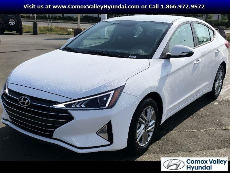 2020 Hyundai Elantra Sedan Preferred IVT #20EL5028